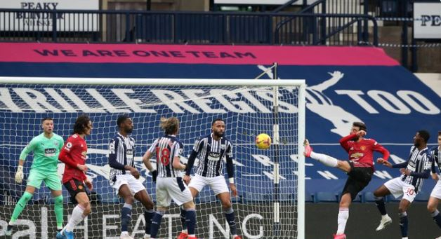 West Bromwich Albion vs Manchester United 1–1 Highlights