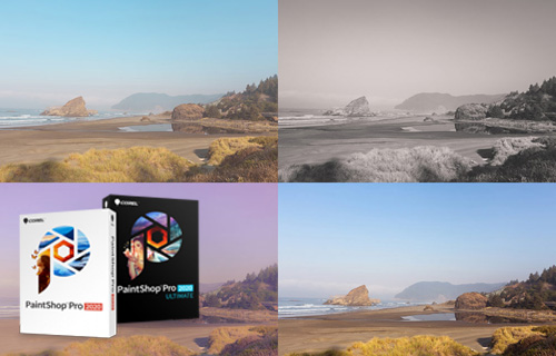 Intermediate Photo Editing with PaintShop Pro Course