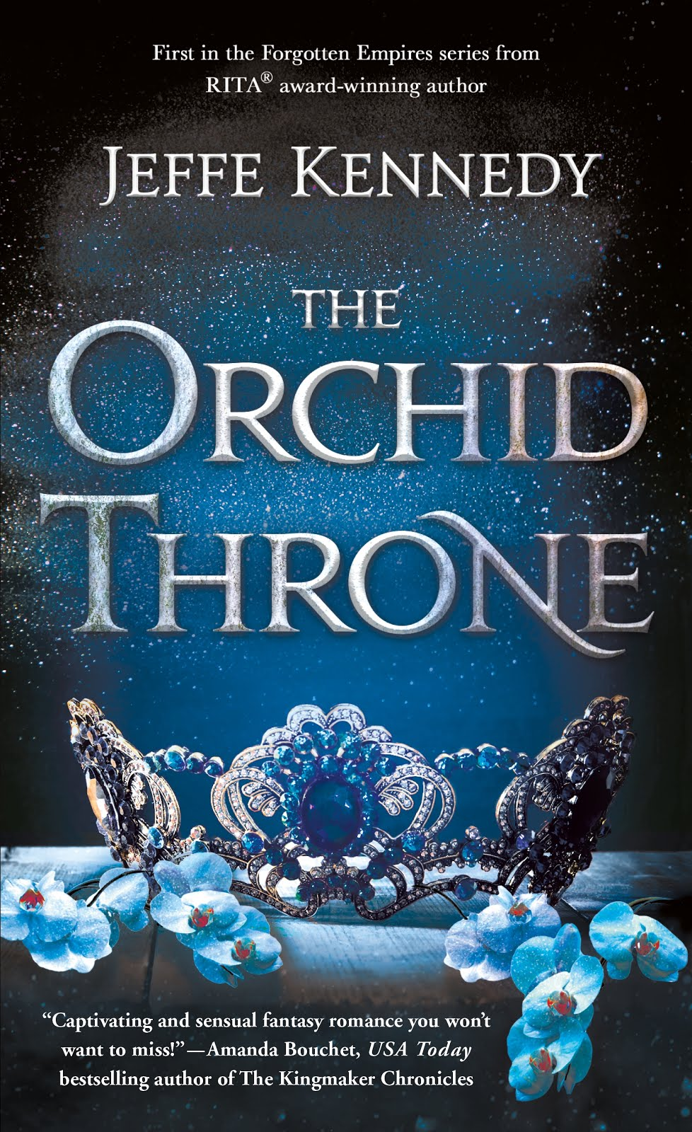 The Orchid Throne (Forgotten Empires, Bk1)