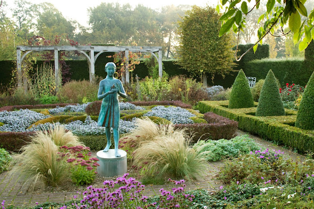 The Quiet Garden at Waterperry Gardens