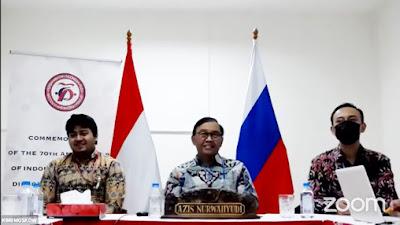 Menakar Peran Mahasiswa dalam Diplomasi Indonesia-Rusia