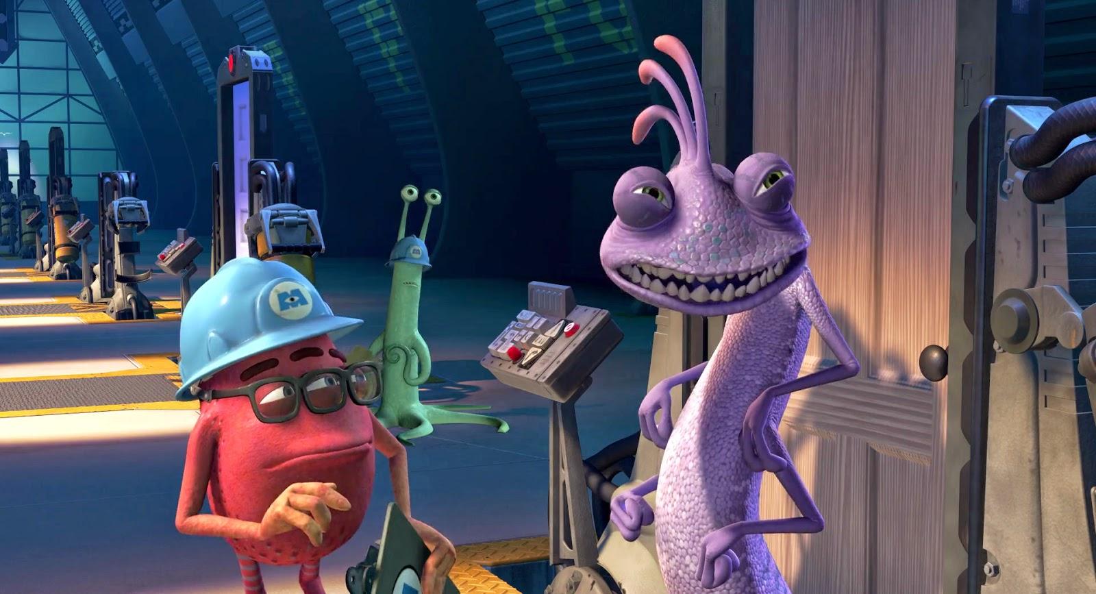 Monsters Inc Fungus - #traffic-club
