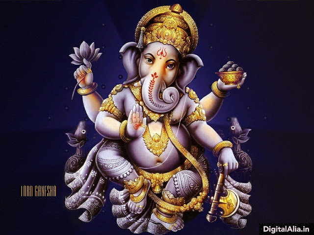 cute ganesha images hd