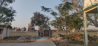 Pasupatheeswarar Temple T. Pudaiyur Cuddalore
