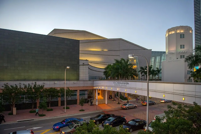1. The Adrienne Arscht Center for the Performing Arts