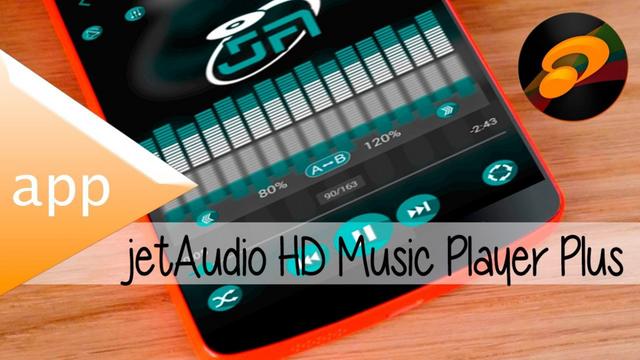 تحميل JetAudio HD Music Player Plus