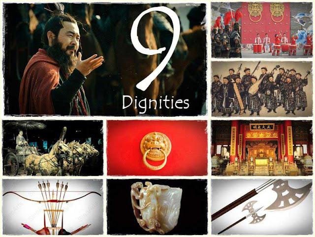 9 Dignities ยศเก้าประการ