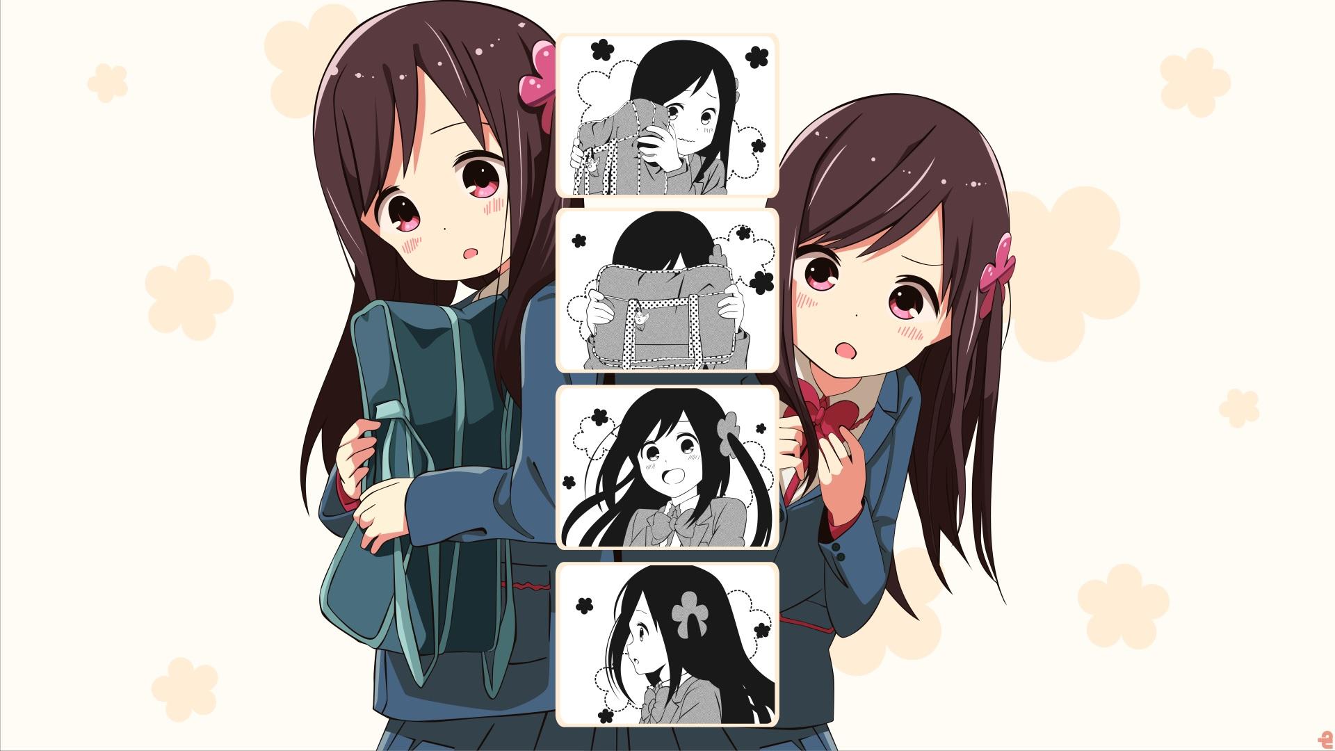 Hitoribocchi no ○○ Seikatsu wallpaper