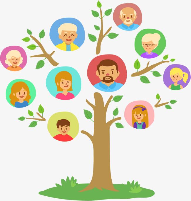 تعليم رسم شجرة العائلة في خطوات بسيطة تسامح