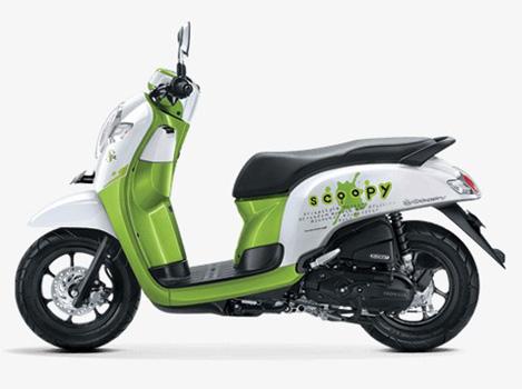 Harga All New Honda Scoopy Terbaru dan Spesifikasi Lengkap 2017