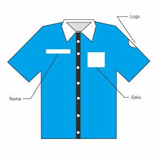 Cara Membuat Desain Baju Kantor dengan Aplikasi Corel Draw