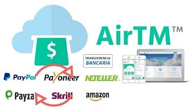 AirTM agrega métodos de pago de criptomonedas