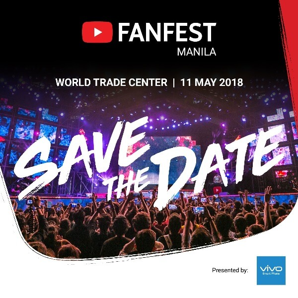 YouTube Teams Up with Vivo for FanFest 2018!