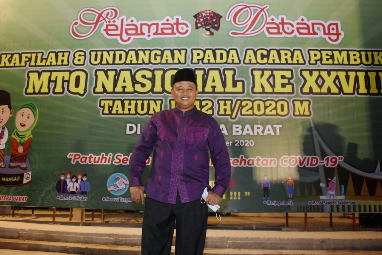 Ini Motivasi Uu Ruzhanul Bagi Kafilah MTQ Jawa Barat
