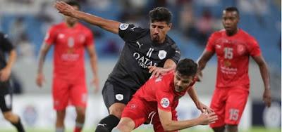 مباراة السد القطري والدحيل ضمن مباريات دوري أبطال آسيا 2019