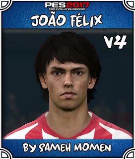 PES 2017 Faces João Félix by Sameh Momen