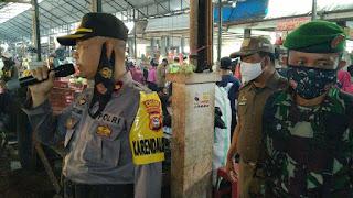 Gelar Patroli Gabungan Skala Besar, Polres Enrekang Berikan Arahan Protokol Kesehatan