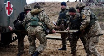 На Донбассе погибли еще 4 военнослужащих