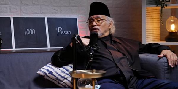 Cari Aman di Era Jokowi, Salim Said: Pemerintahan Sekarang Ini Kita Tidak Tahu Siapa yang Berkuasa