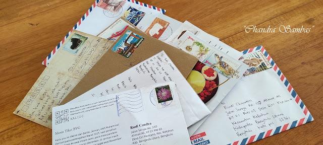 Kartu Pos dan Prangko