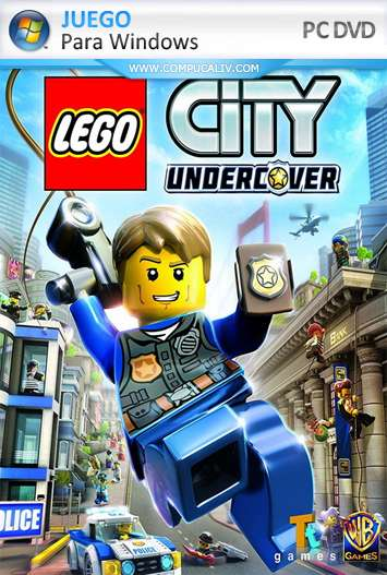 LEGO City Undercover PC Full Español