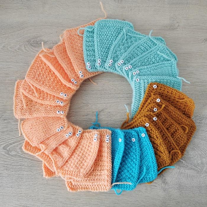 les échantillons tricot de chat tricote par ici