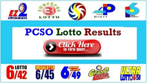 PCSO Lotto Result September 15 2020