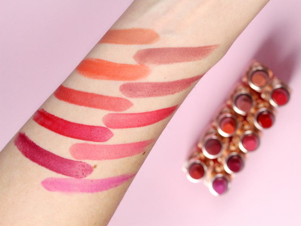 Cosmyfy Velvet Lipstick Test