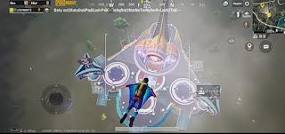 PUBG Mobile 3rd anniversary theme park