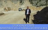 Obilazak ceste Nerežišća - Vela Farska - Bol slike otok Brač Online