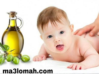 افضل طرق استخدام زيت الزيتون للأطفال الرضع حديثي الولادة