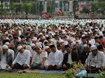 Kemenag Izinkan Salat Idul Fitri 1442 H Berjamaah di Lapangan, Takbir Keliling Ditiadakan