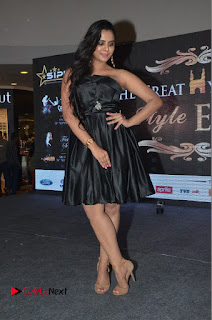 Manasa Himavarsha Pictures at The Great Hydrerabad Life Style EXPO II | ~ Bollywood and South Indian Cinema Actress Exclusive Picture Galleries