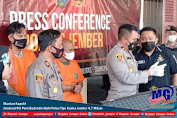 Mantan Kapolri Jenderal Pol Purn Badrodin Haiti Palsu Tipu Kades Jember 4,7 Milyar