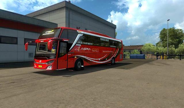 Mod ets2  Jetbus 3 SHD 1626