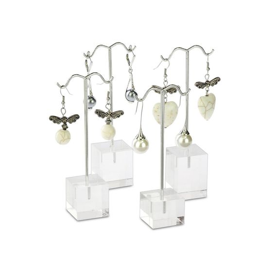 Acrylic Earring Display Set