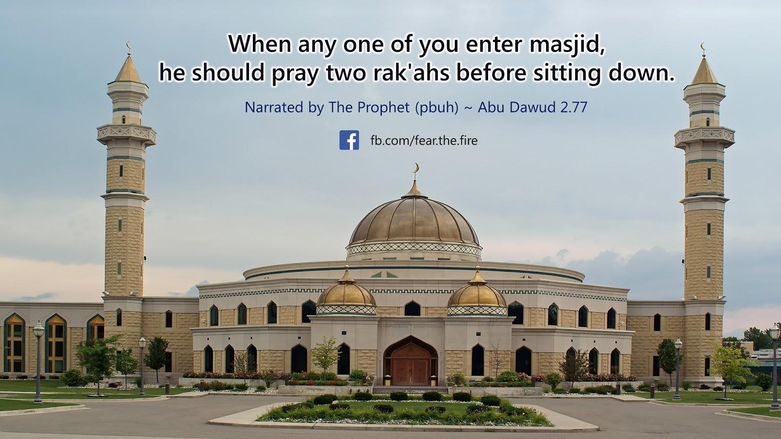 Six Daily Voluntary Prayers in Islam that Ensures Paradise