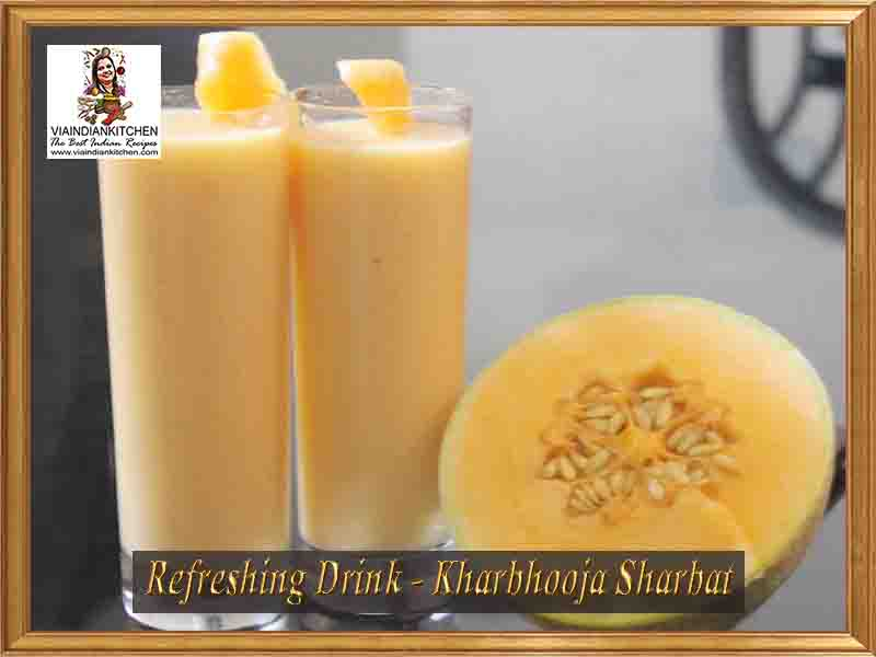 viaindiankitchen-refreshing-drinks-kharbhooja-sharbat