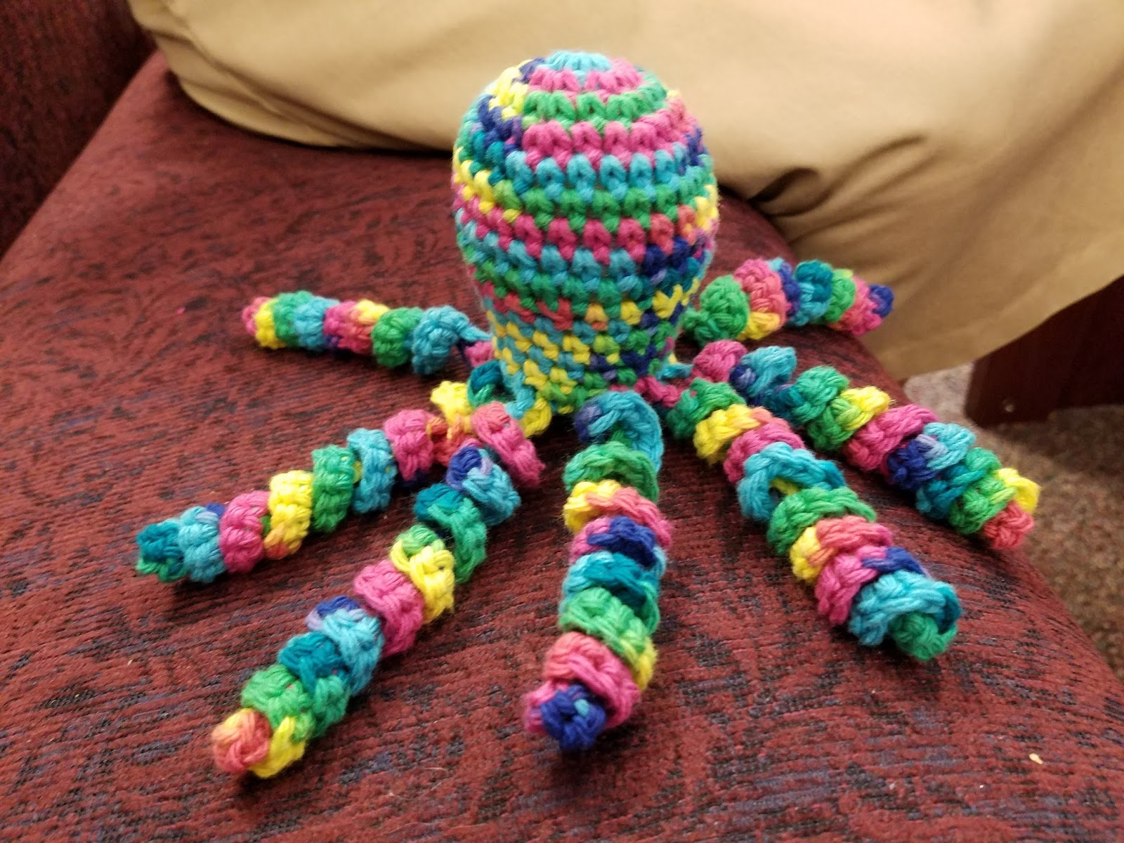 Sewing For Babies Az Make An Octopus For A Preemie