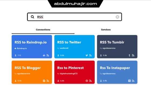 RSS to Facebook page share