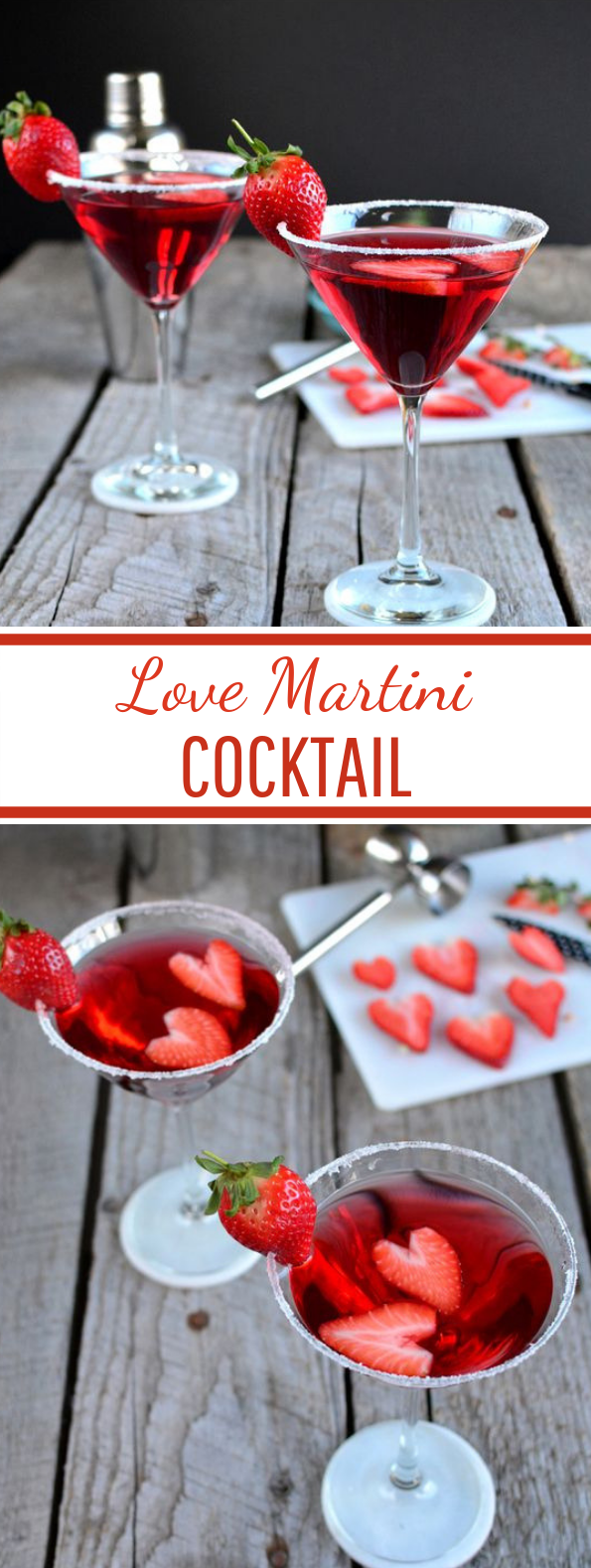 Love Martini (Cocktail) #romantic #drink