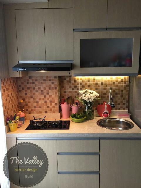 Desain Interior Apartemen Minimalis - The Valley Interior Design