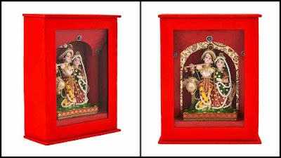 Radha Krishna Murti Statues for Pooja & Home Decoration