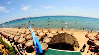 Καιρός για παραλία! Έως 38 βαθμούς η θερμοκρασία το Σαββατοκύριακο (χάρτες)