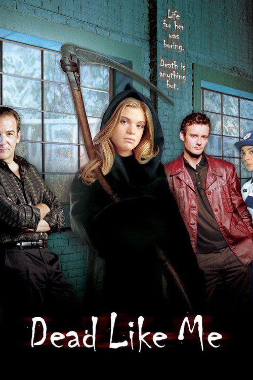 Dead Like Me (2003) Serie Completa Latino-Ingles 720p