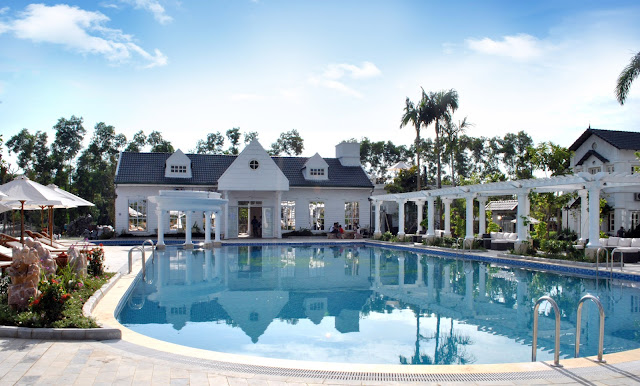 Bán biệt thự nghỉ dưỡng Vườn Vua Resort & Villas Thanh Thủy Phú Thọ