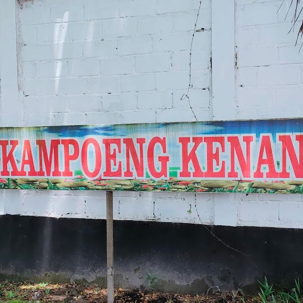 Wisata Kampoeng kenangan Balikpapan