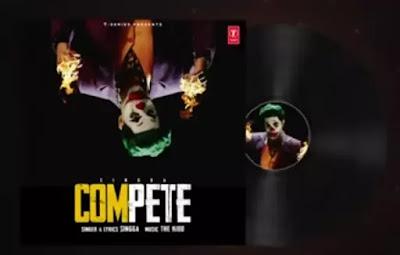 COMPETE Lyrics - Singga ft. The Kidd