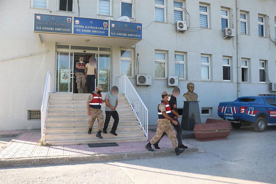 Diyarbakır'da nitelikli dolandırıcılık operasyonu: 19 gözaltı