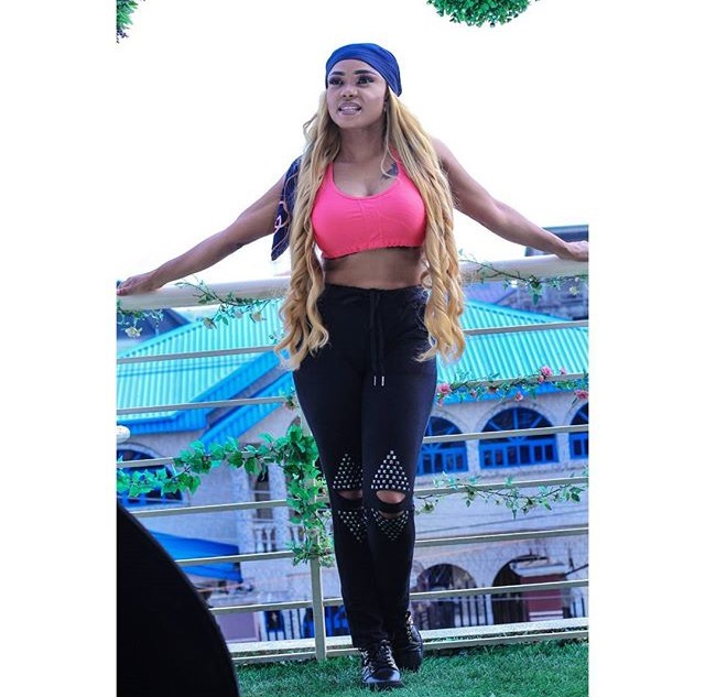 Nollywood Actress, Iyabo Ojo took to her Instagram page to share some photos of herself slaying at 40.   Actress, Iyabo would be celebrating her 40th come next month.   See more slaying photos of Iyabo ojo....